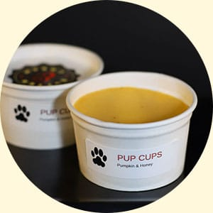 Pup-cups